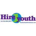 Hire One Youth Logo. 410-396-5627 HireOneYouth@oedworks.com