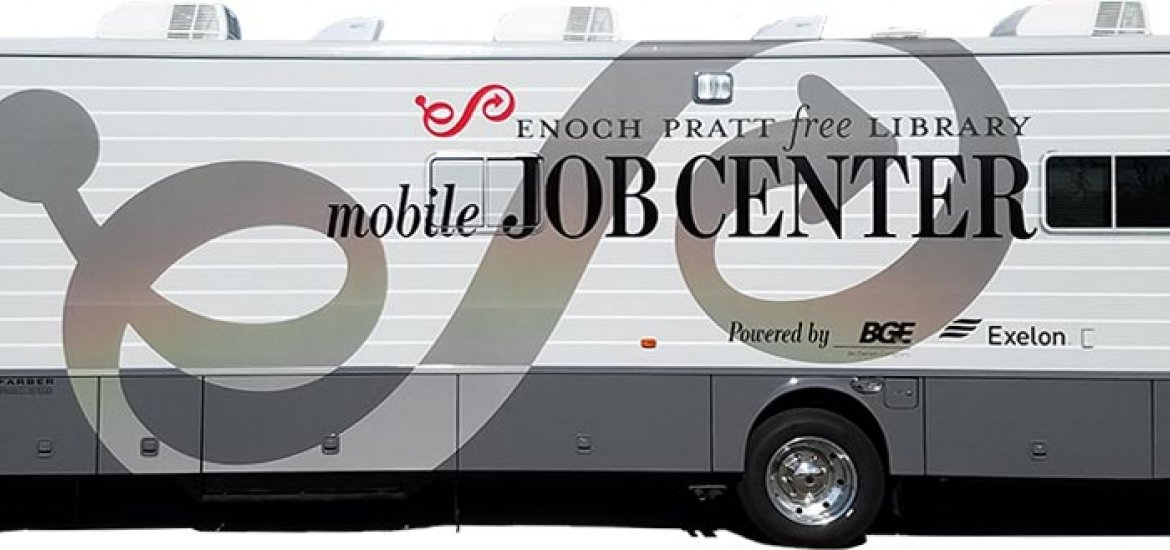 Mobile Jobs Center